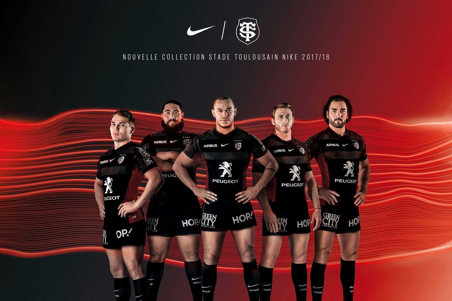 Stade Toulousain Nike